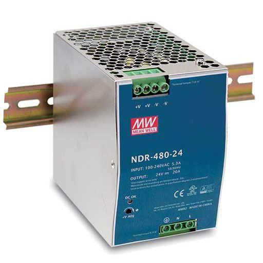 D Link Dis N480 48 Unidad De Fuente De Alimentacion 480 W Acero Inoxidable