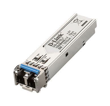 D Link DIS S310LX Fibra optica 1000Mbit