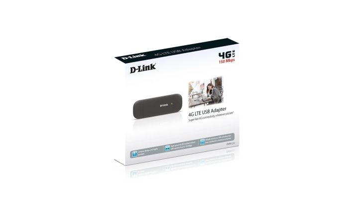 D Link Dwm 222 Negro 3g 4g Router Inalambrico