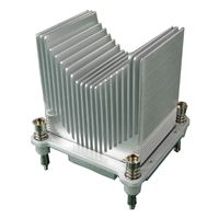 DELL 412 AAFW Procesador Radiador ventilador de PC