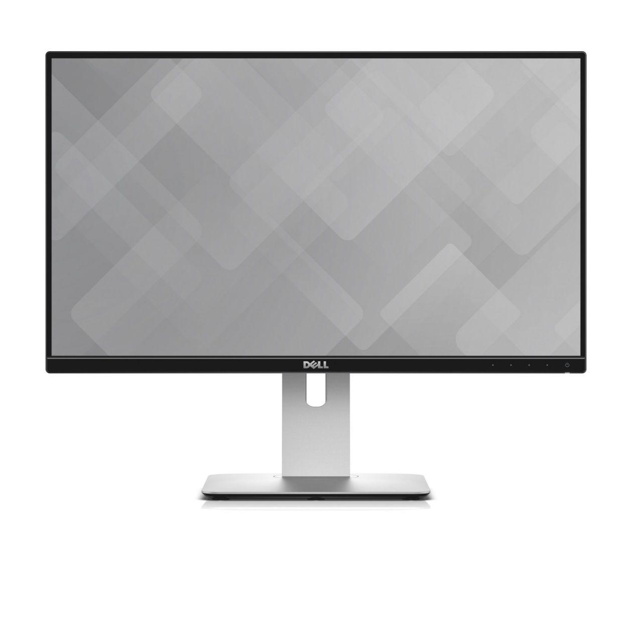 DELL UltraSharp U2417HWh 238 Full HD LED Mate Plana Negro pantalla para PC