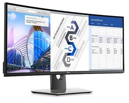 DELL UltraSharp U3417W UltraWide Quad HD IPS