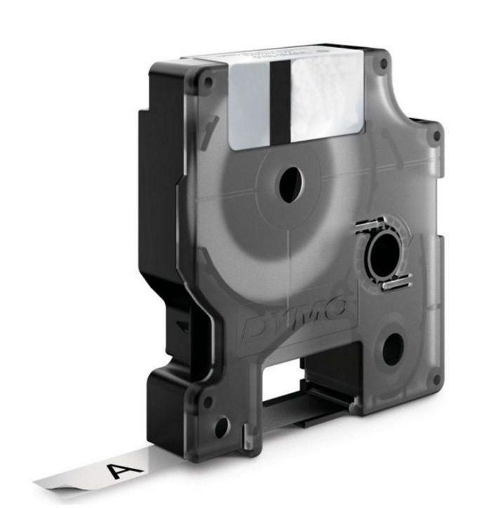DYMO 9mm RHINO Permanent Polyester D1 cinta para impresora de etiquetas