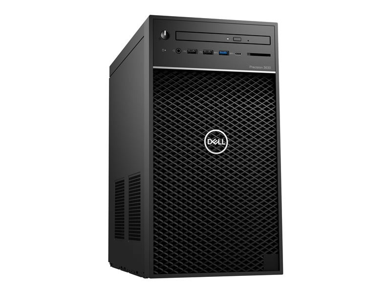Dell Precision 3630 Tower MT G168W
