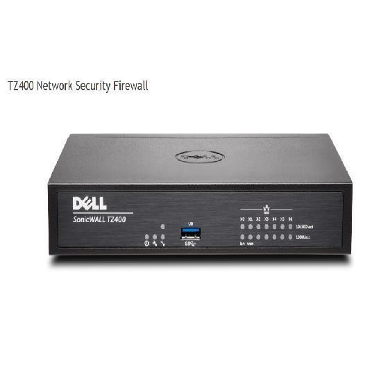 Dell TZ 400 SECURE UPGRADE PLUS 3YR