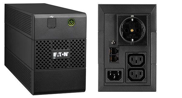 Ver Eaton 5E 850I USB DIN 850VA