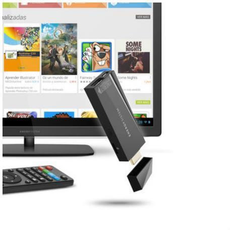 Energy Sistem Android Tv Dongle Dual