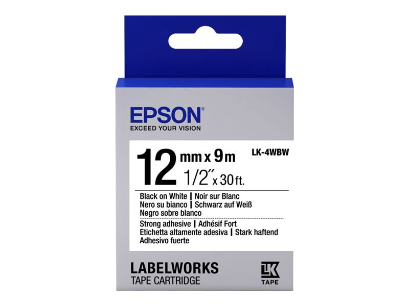 Ver Epson LabelWorks LK 4WBW