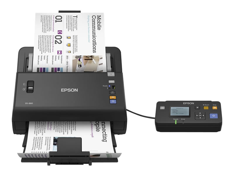 Ver Epson WorkForce DS 860N B11B222401BT