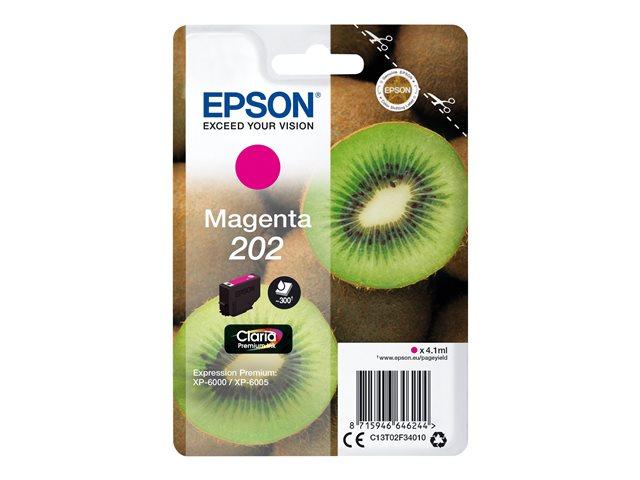 Ver Epson 202 MAGENTA