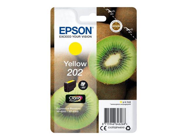 Ver Epson 202 AMARILLO