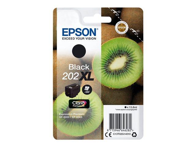 Ver Epson 202xl NEGRO