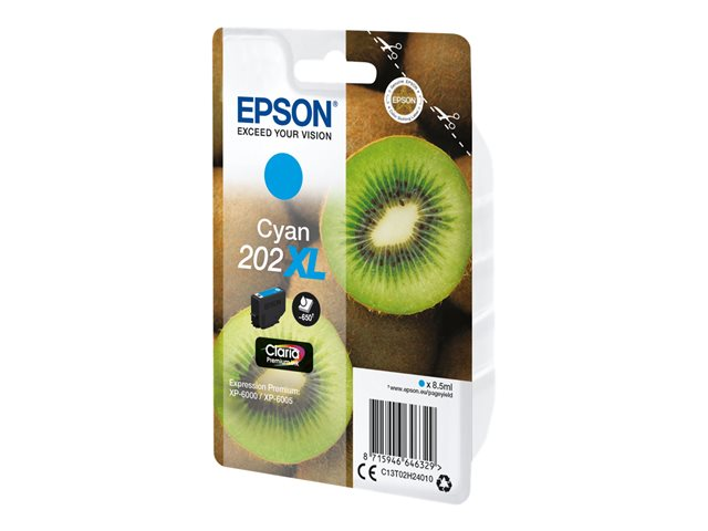Ver Epson 202xl CYAN