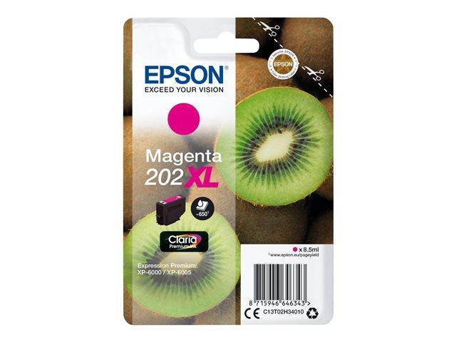 Ver Epson 202xl MAGENTA