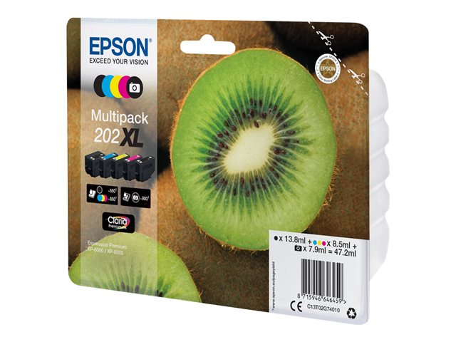 Epson 202xl Multipack