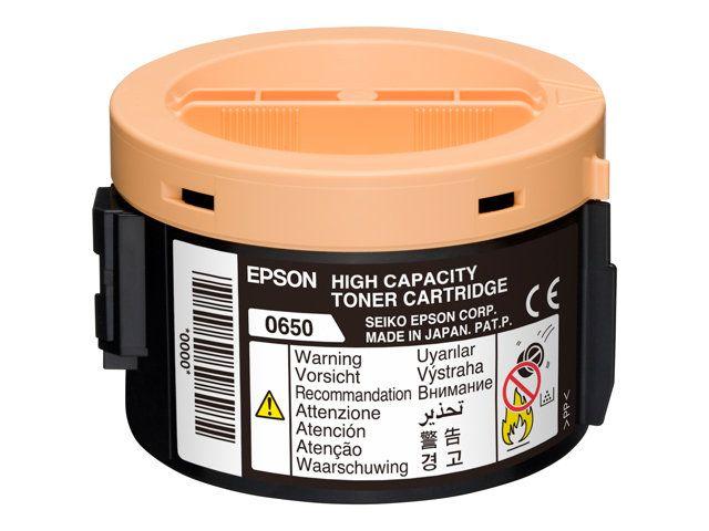 Epson Gran Capacidad Negro S0506