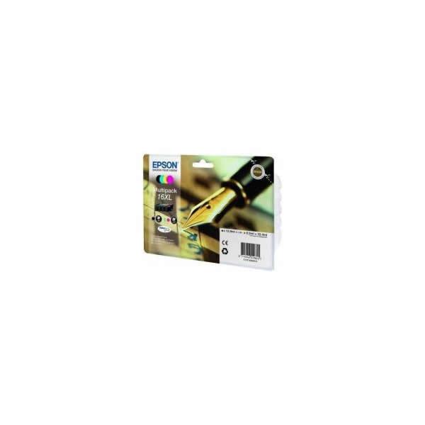 Epson Pen and crossword Multipack 16XL etiqueta RF