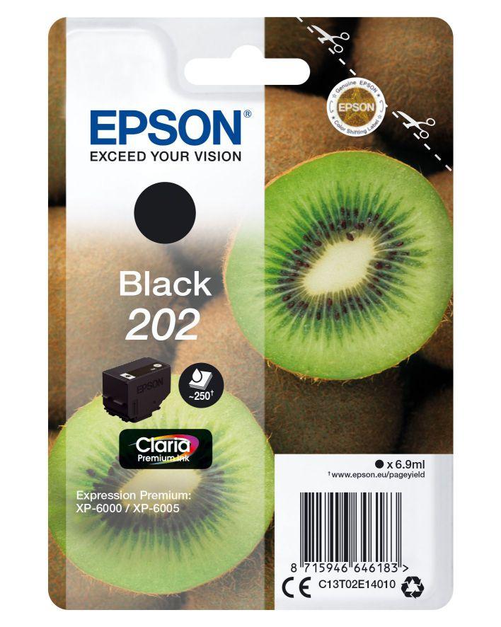 Ver Epson Singlepack Black 202 Claria Premium Ink