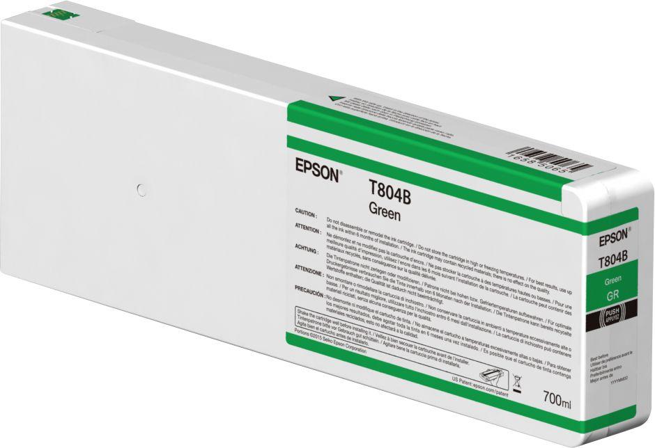 Epson Singlepack Green T804B00 UltraChrome HDX 700ml