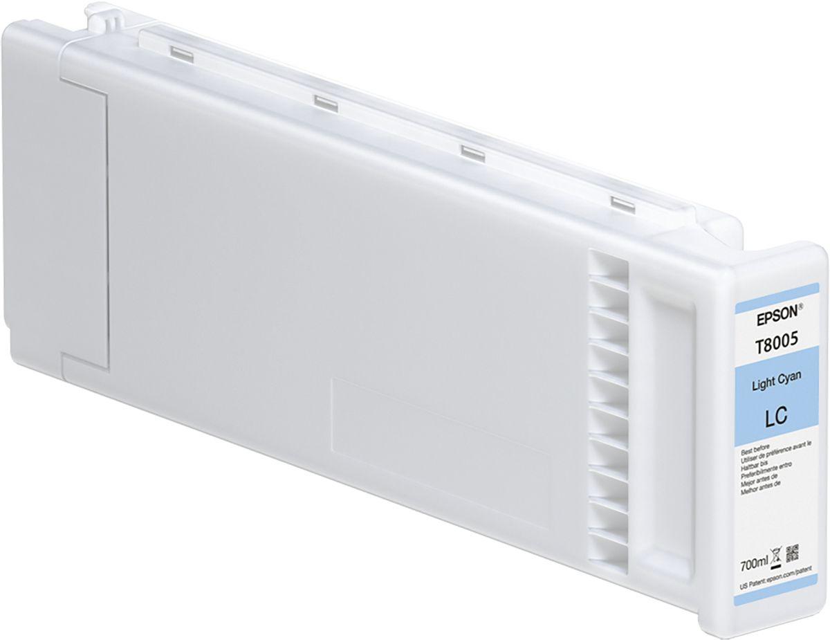 Epson Singlepack Light Cyan T800500 UltraChrome PRO 700ml