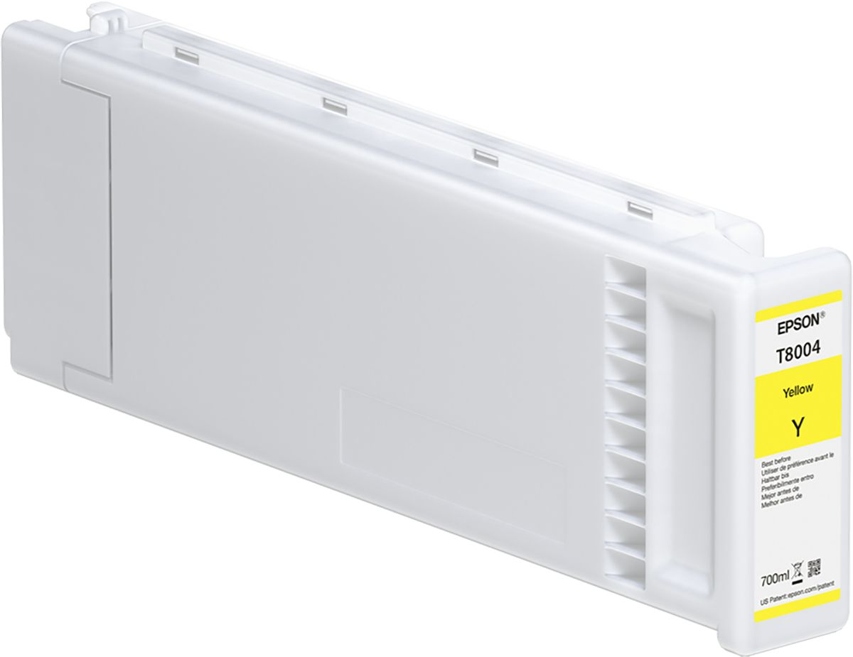 Epson Singlepack Yellow T800400 UltraChrome PRO 700ml Amarillo