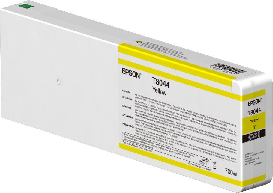 Epson Singlepack Yellow T804400 UltraChrome HDX