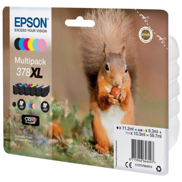 Epson Ardilla 378 Xl