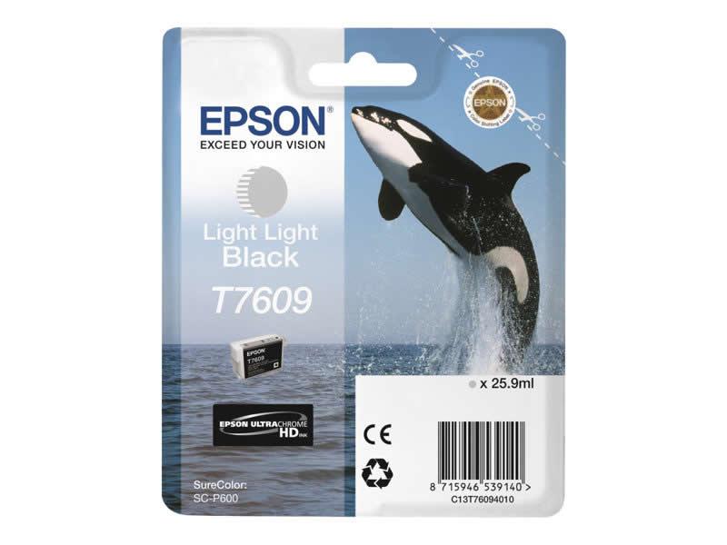 Epson T7609 Gris claro
