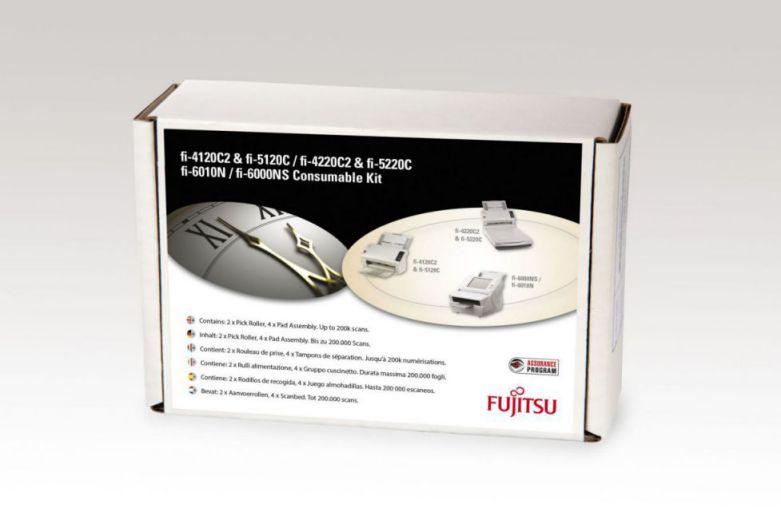 Fujitsu CON 3289 003A Escaner Kit de consumibles pieza de repuesto de equipo de impresion