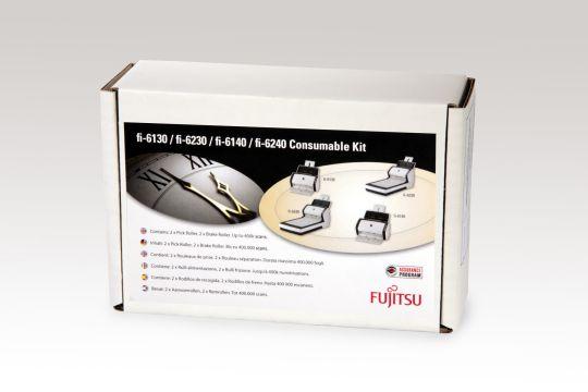 Ver Fujitsu CON 3540 011A Escaner Consumable kit pieza de repuesto de equipo de impresion
