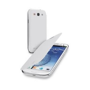 Funda Galaxy S3 Cellular Line Blanca