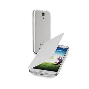 Funda Galaxy S4 Cellular Line Blanca