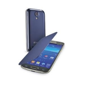 Funda Galaxy S4 Mini Cellular Line Azul Oscuro