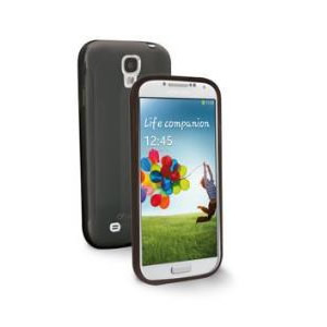 Funda Galaxy S4 Negra Cellular Line Shckgripgalaxys4bk