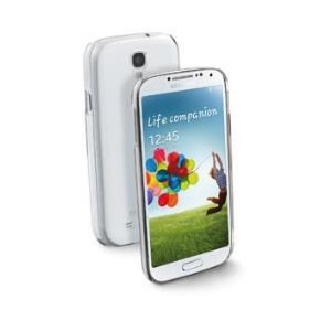 Funda Galaxy S4 Transparente Cellular Line Invisiblecgalaxys4