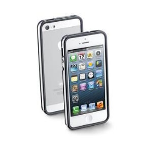 Funda Iphone 5 Cellular Line Blanco Plastico