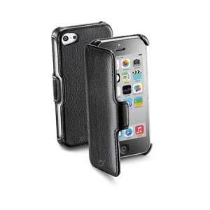 Moviles funda iphone 5c cellular line negra - Funda bateria iphone 5c ...
