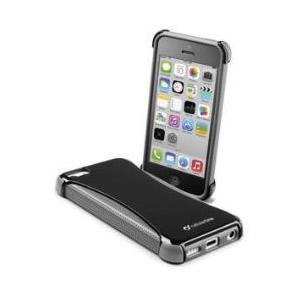 Moviles funda iphone 5c cellular line hammerciph5cbk - Funda bateria iphone 5c ...