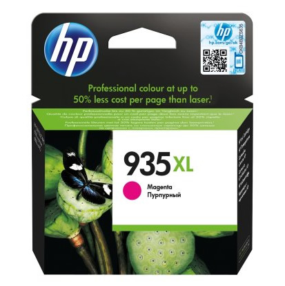 Ver HP 935XL Cartucho Magenta C2P25AE Officejet 6230