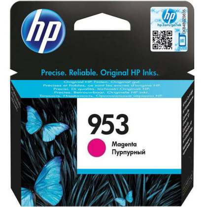 Ver HP 953 Magenta Original Ink Cartridge BLISTER