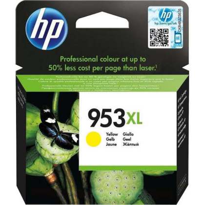 Ver HP 953XL Yellow Original Ink Cartridge