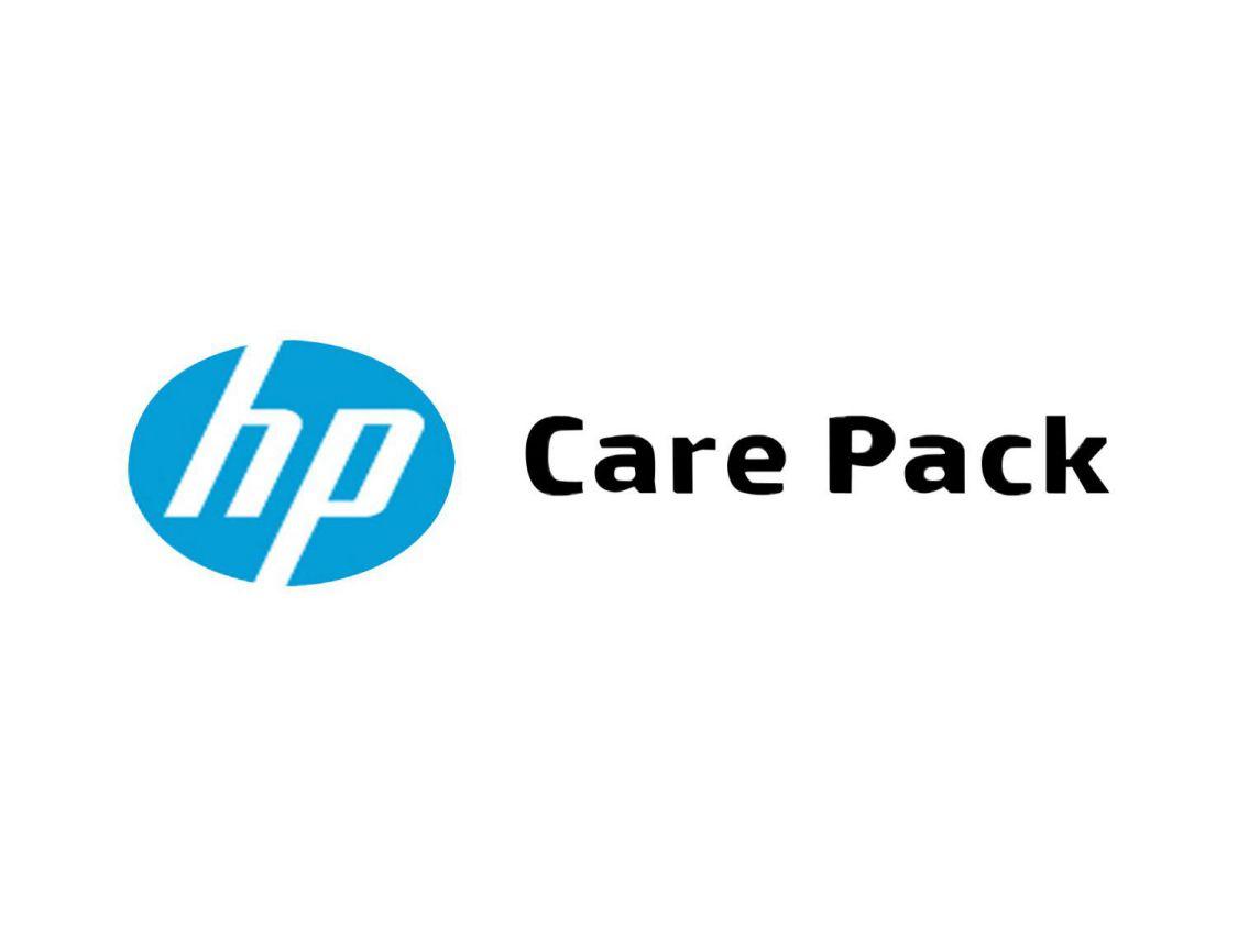 Ver HP 1 ano de servicio postgarantia recogida y devolucion solo para tableta