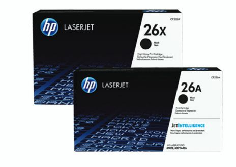 HP 26X Contract High Yield Black Original LaserJet Toner Cartridge
