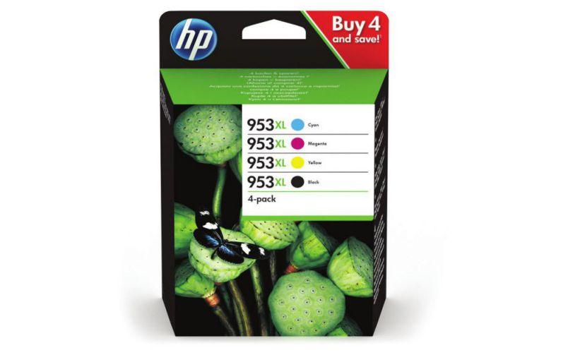 HP 3HZ52AE Negro Cian Magenta Amarillo 1600paginas