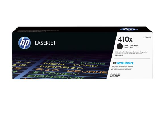 HP 410X Contract High Yield Black Original LaserJet Toner Cartridge