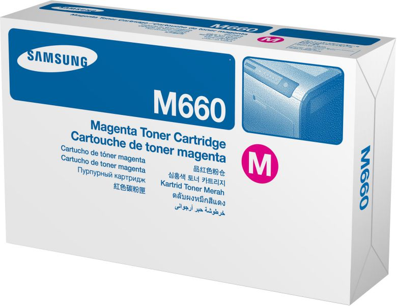 HP CLP M660B Laser cartridge 2000paginas Magenta