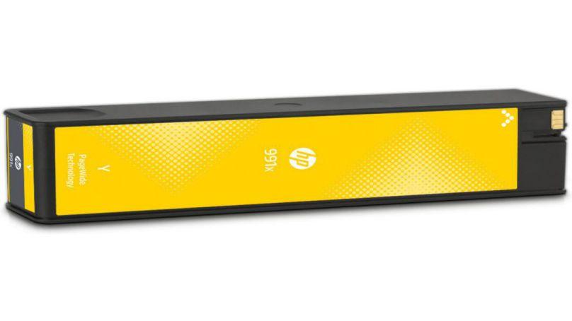 HP Cartucho Original PageWide 991X de alta capacidad amarillo