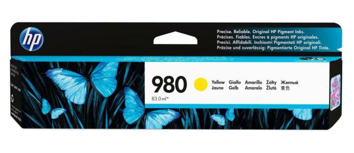 Ver HP Cartucho de tinta original 980 amarillo