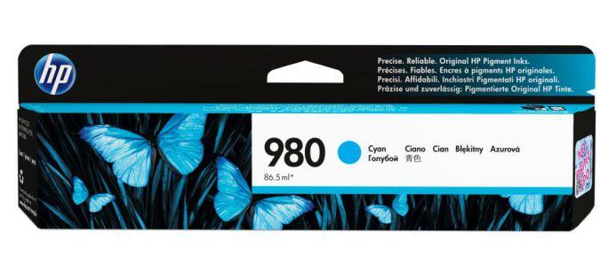 Ver HP Cartucho de tinta original 980 cian