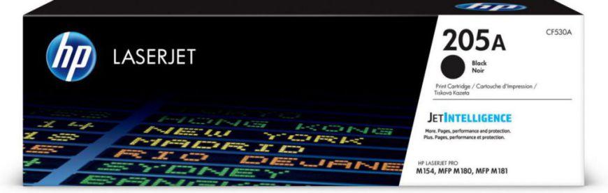 HP Cartucho de toner Original LaserJet 205A negro